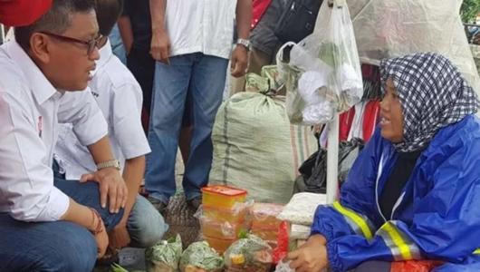 Pedagang Gelisah, Pasar Jadi Sepi Gara-gara Penyataan Sandiaga Uno
