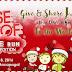 Share the JOY of Christmas via the Christmas Edition of Raise D' Roof Bubble Run
