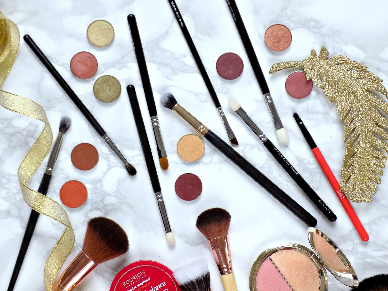 Affordable eye makeup brushes