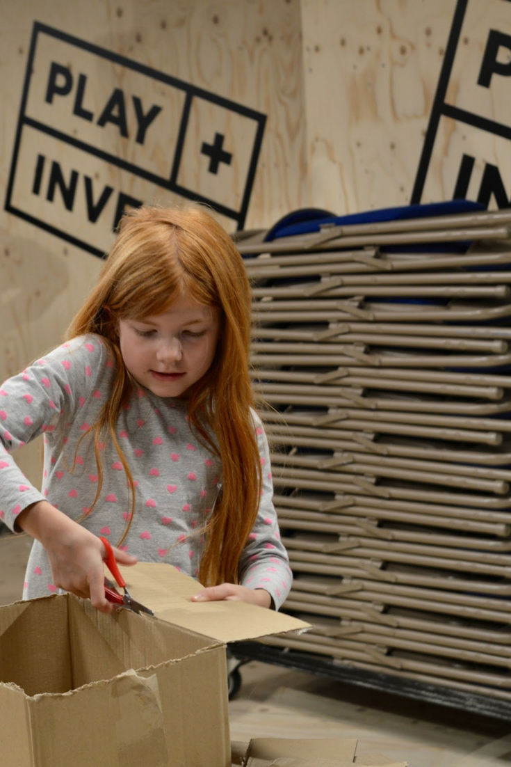 Play + Invent at The Discovery Museum |  Low cost / free fun for budding inventors in Newcastle