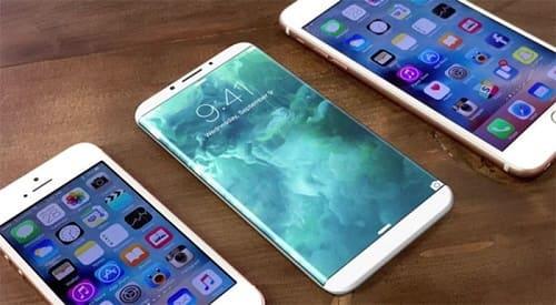 اسواق الموبايل تنتظر ايفون 8 من شكركة أبل
