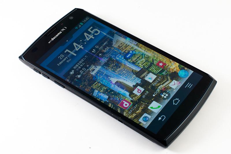 【端末レビュー】 全部入りハイスペックスマートフォン「ARROWS X... 【端末レビュー】