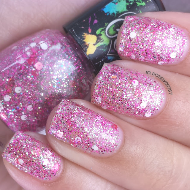 CDB Lacquer - Sweet Kisses
