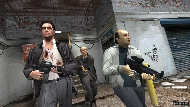 Max Payne 2 The Fall of Max Payne Full Setup