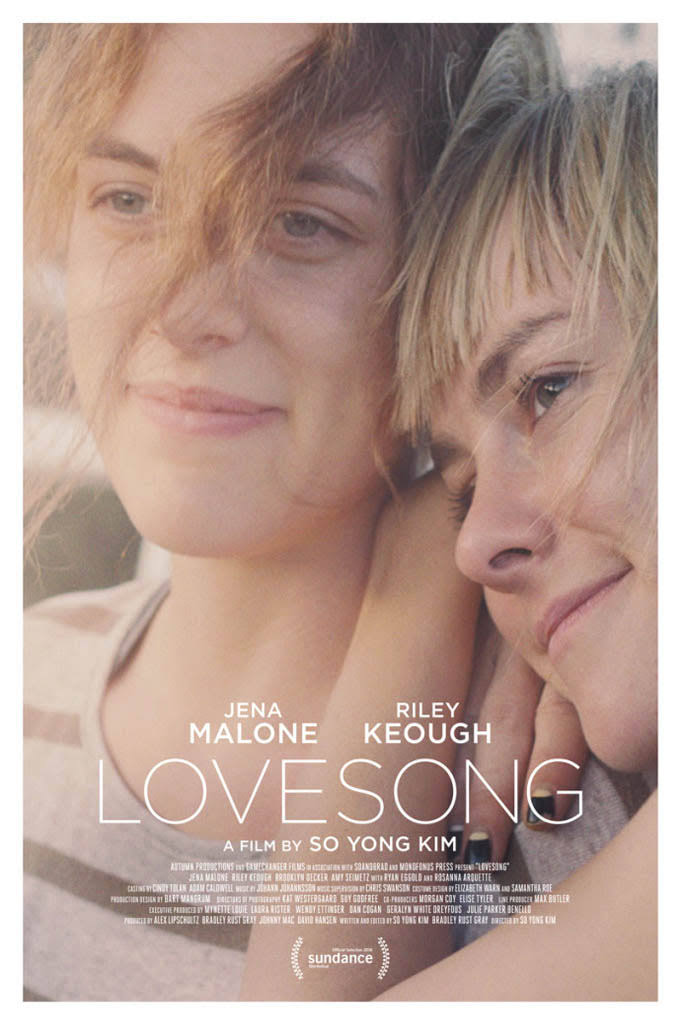 CINEMA & ASSOCIADOS: CRÍTICA: Lovesong, de So Yong Kim