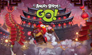 Angry Birds Go! MOD APK v2.4.1 Hack (Unlimited Money + Coins + Gems)