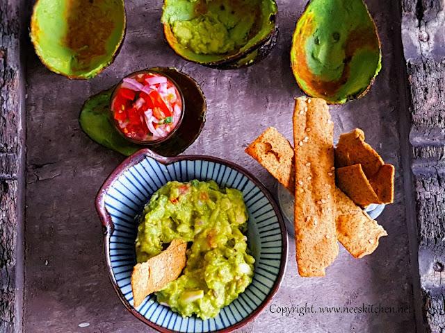 Crunchy Guacamole