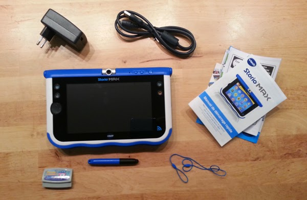 Papacube test et avis de la tablette storio max 7 de for Housse storio max 5