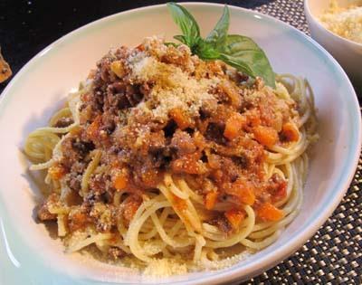 Resep dan Cara Membuat Saus Bolognese