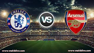 مشاهدة مباراة تشيلسي وآرسنال Chelsea Vs Arsenal بث مباشر بتاريخ 10-01-2018 كأس رابطة المحترفين الإنجليزية