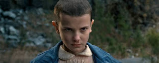 Onze ,Stranger Things , assistir Stranger Things ,personagem, series Netflix ,originais Netflix