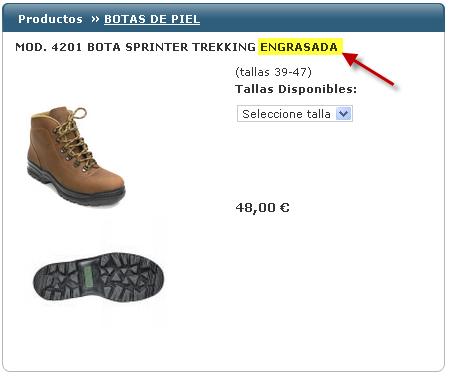 e3a26c90 ... Segarra (marca española dedicada a la fabricación de botas desde hace  bastantes años) que me salieron muy bien de precio y tenían la estética y  el ...