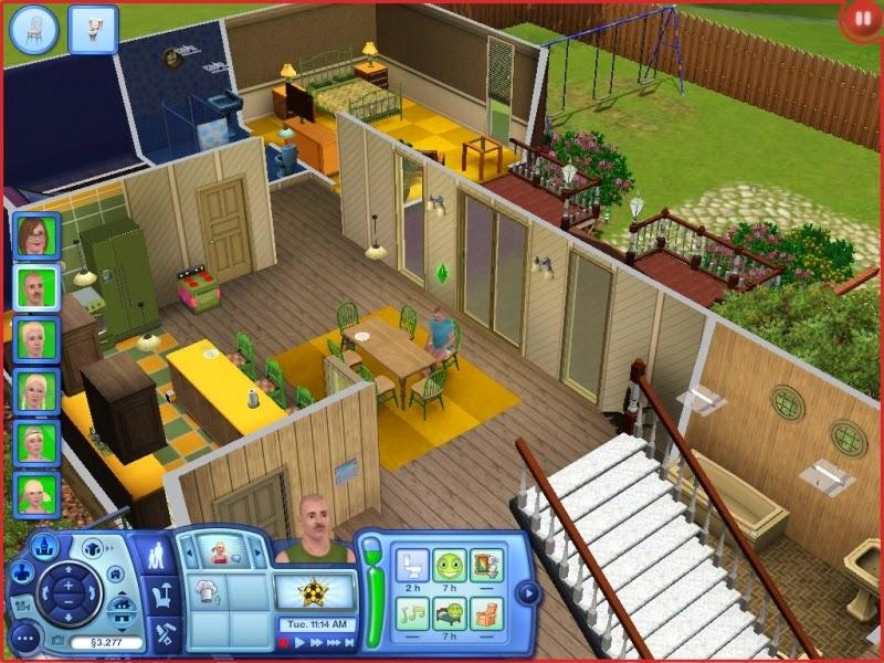 Sims 3 pc free