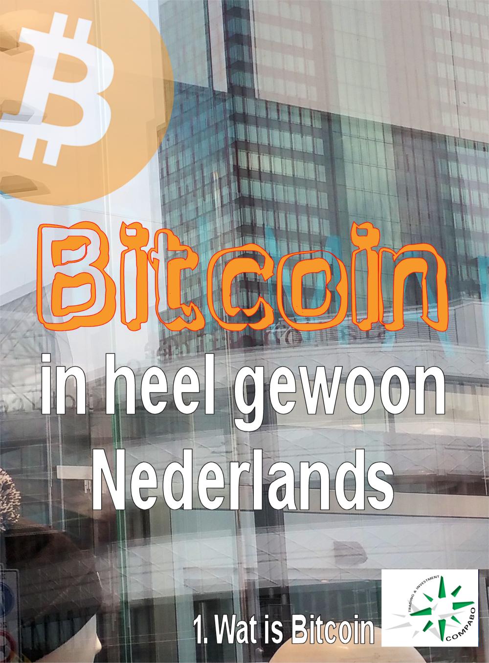 Ga naar deel 1, wat is bitcoin