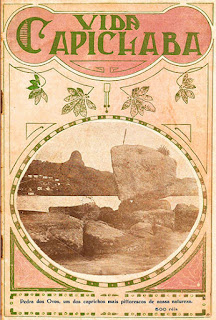 Capa da Revista Vida Capichaba, n. 1, abril de 1923.