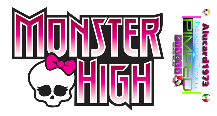 PNG Monster High Logos