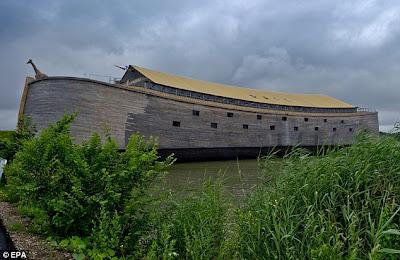 john huibers noah's ark replica