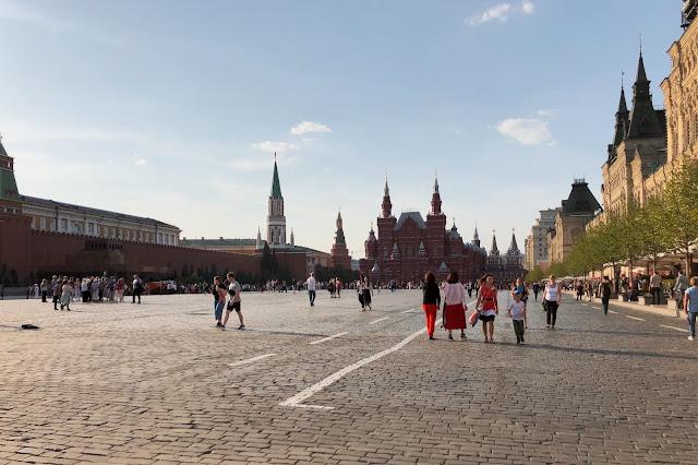 Красная площадь, Кремль, Государственный исторический музей, ГУМ | Red Square, Kremlin, State Historical Museum, GUM