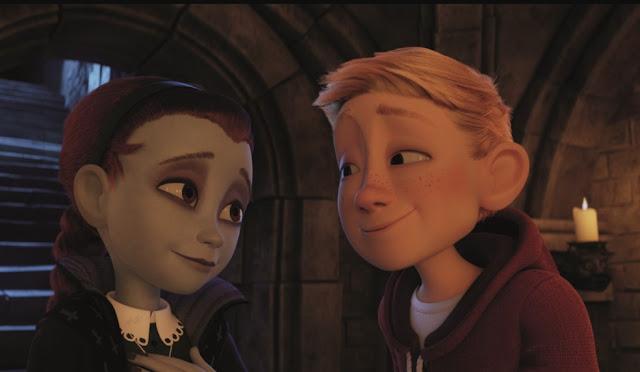 vampiro%2B4 El pequeño vampiro (The Little Vampire): Una historia de amistad que encantará a los más pequeños