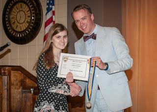 Montgomery Catholic High School Academic Awards Ceremony Held May 9 4