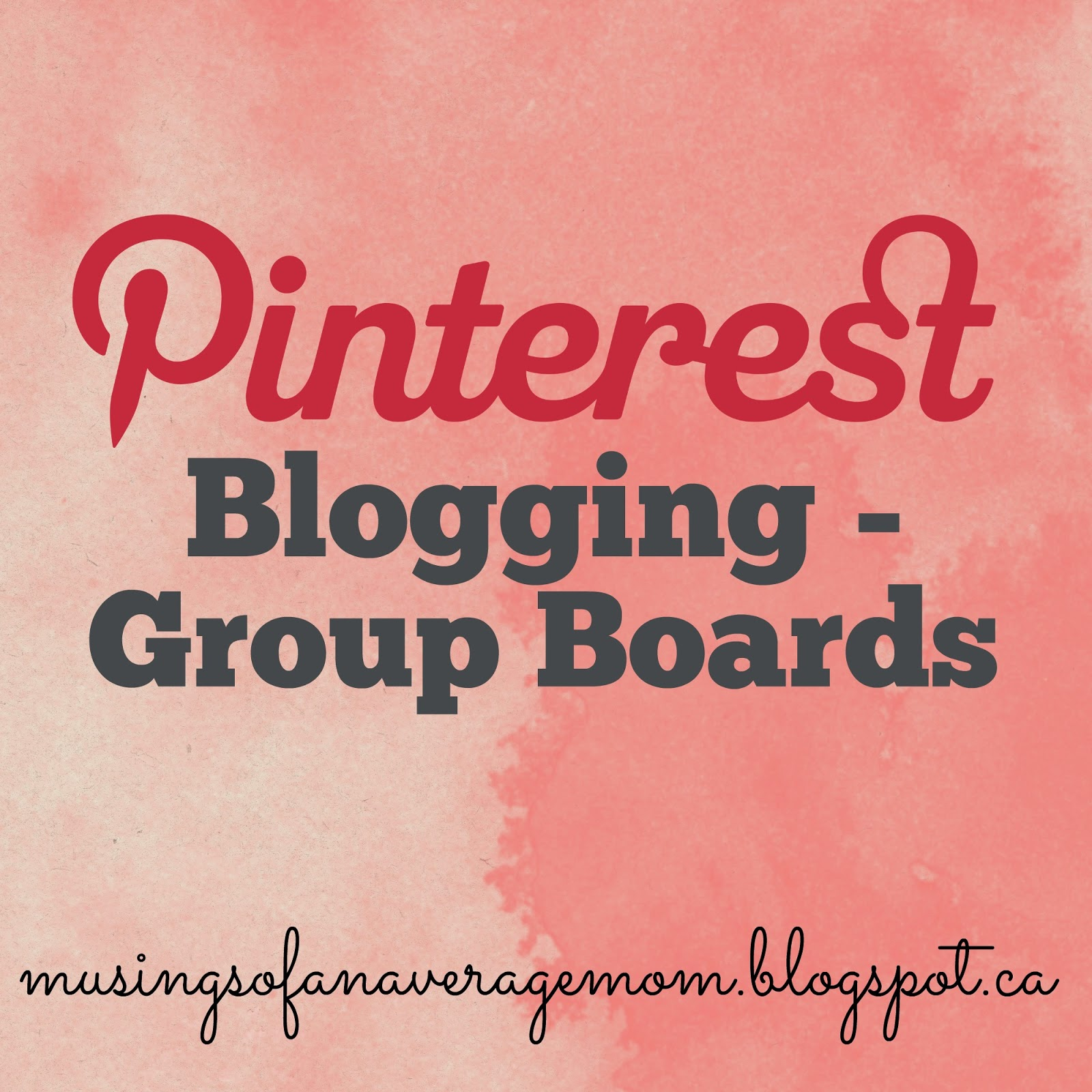 Humor Inspirational Quotes: Musings Of An Average Mom: Blogging Pinterest Group Boards
