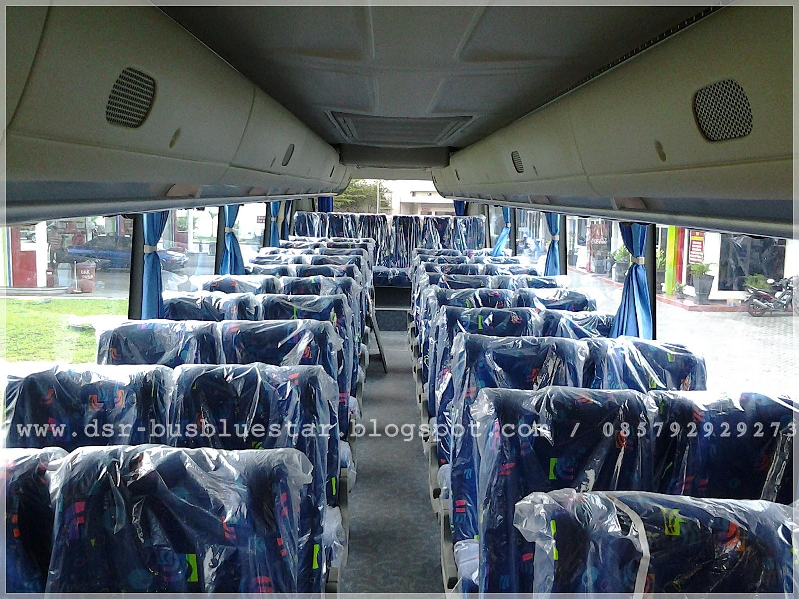Direct Sales Representative Bus Pariwisata Blue Star : BUS