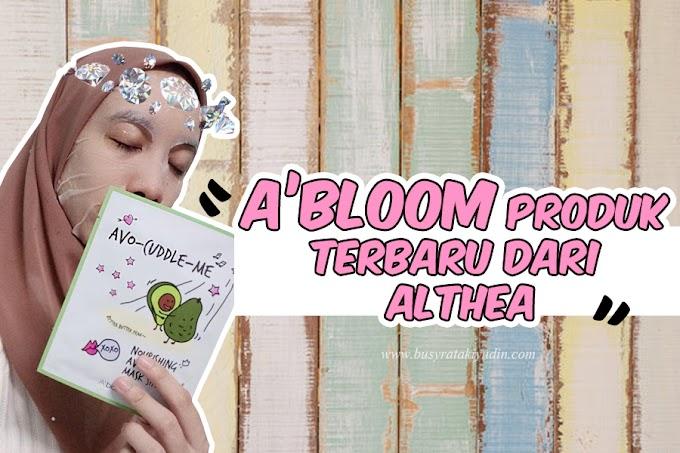 ALTHEA A'BLOOM MASK SHEET & BHA BLACKHEAD BLASTER