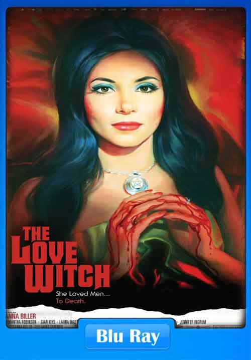 The Love Witch 2016 BluRay 480p 190MB x265 Poster