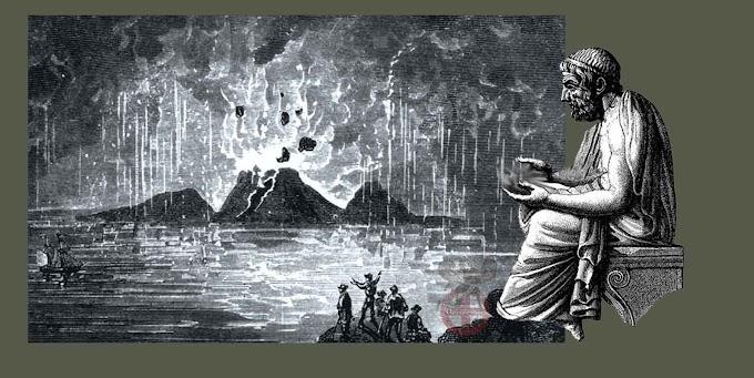 Γιατί ὁ Ὃμηρος ἀγνοοῦσε τήν ἒκρηξη τοῦ ἡφαιστείου τῆς Θήρας