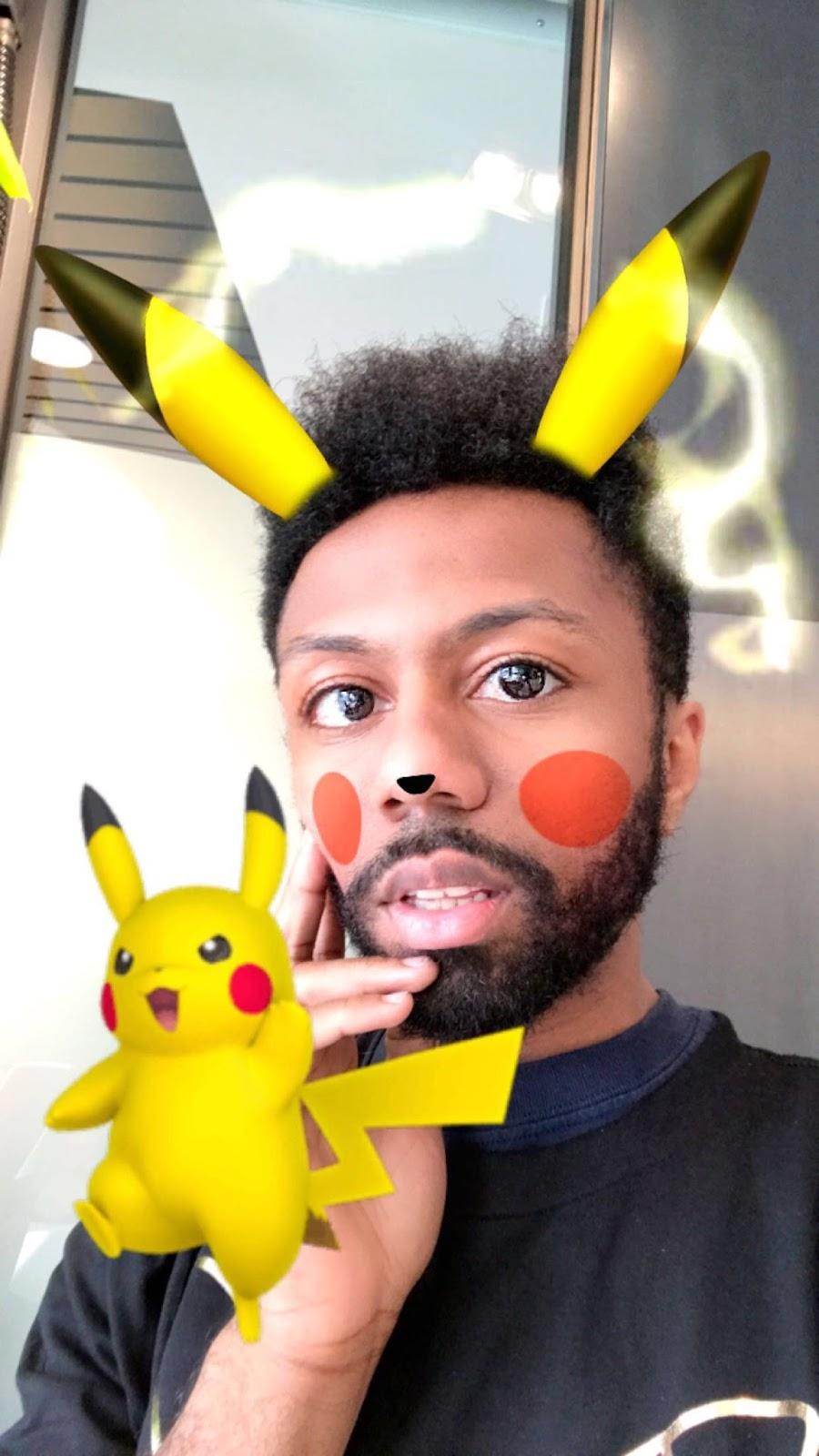 Pokémon llega a Snapchat con lente