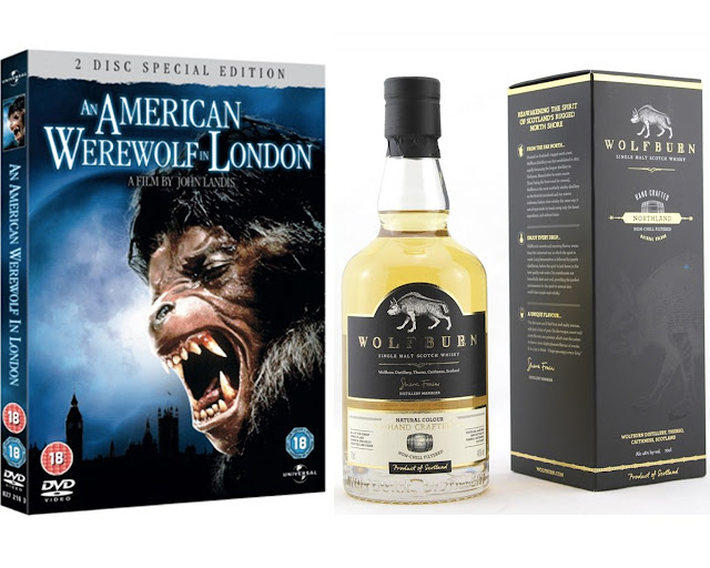 An American werewolf in London - Wolfburn Northland