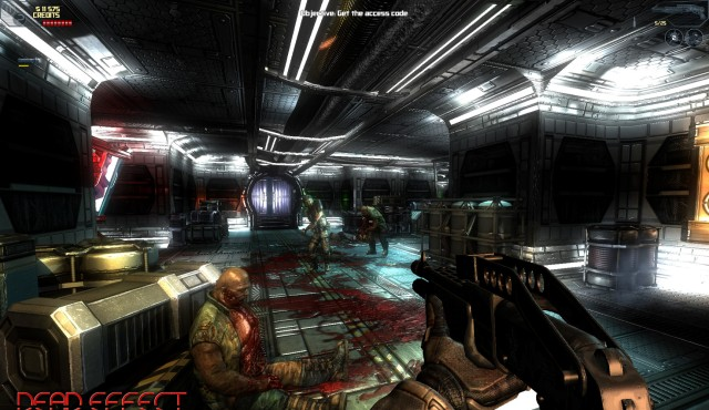 Dead Effect Free Download PC Games