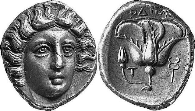 Tetradracma de Rodas