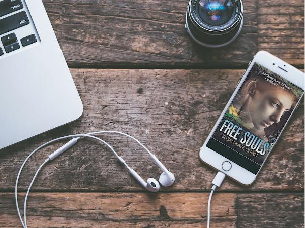 Rezension | Free Souls - Gefährliche Träume von Susan Kaye Quinn