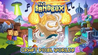 The Sandbox Craft Play Share Apk v1.99981 Mod Hack Unlimited Mana Terbaru