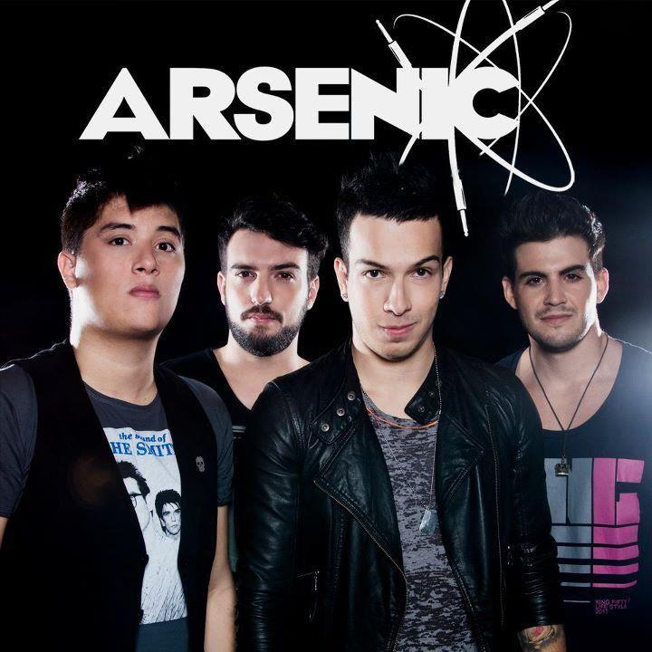 musica da banda arsenic