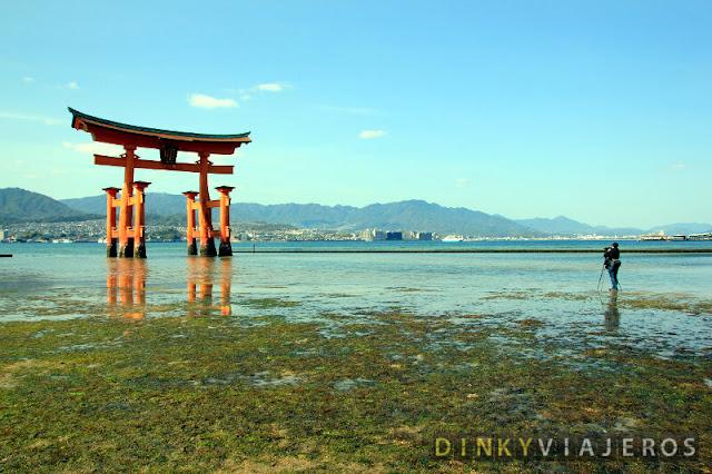 Torii flotante de Miyajima