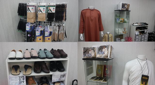Butik Haqqi - Kelengkapan Haji dan Umrah