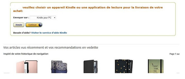 tuto amazon telecharger kindle musculation