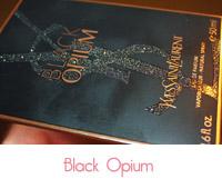 black opium de YSL