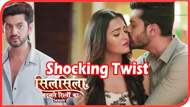 Big twist : Ruhaan Mishti friendship hand vanishes hate differences in Silsila Badalte Rishton Ka 2