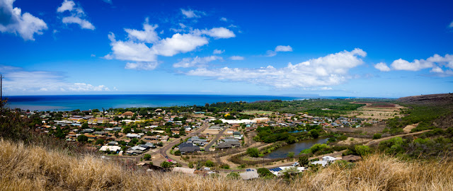 A small coastal city on the coast, just one of the Cultural Attractions on Kauai.