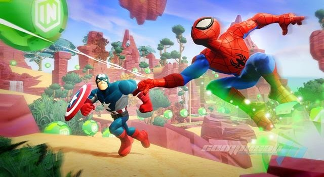 Disney Infinity 2.0 Marvel Super Heroes PC Full Español