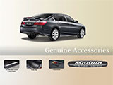 Aksesoris Mobil Honda Accord Bandung