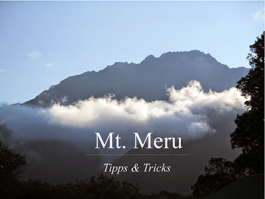 Mount Meru - Tipps & Tricks