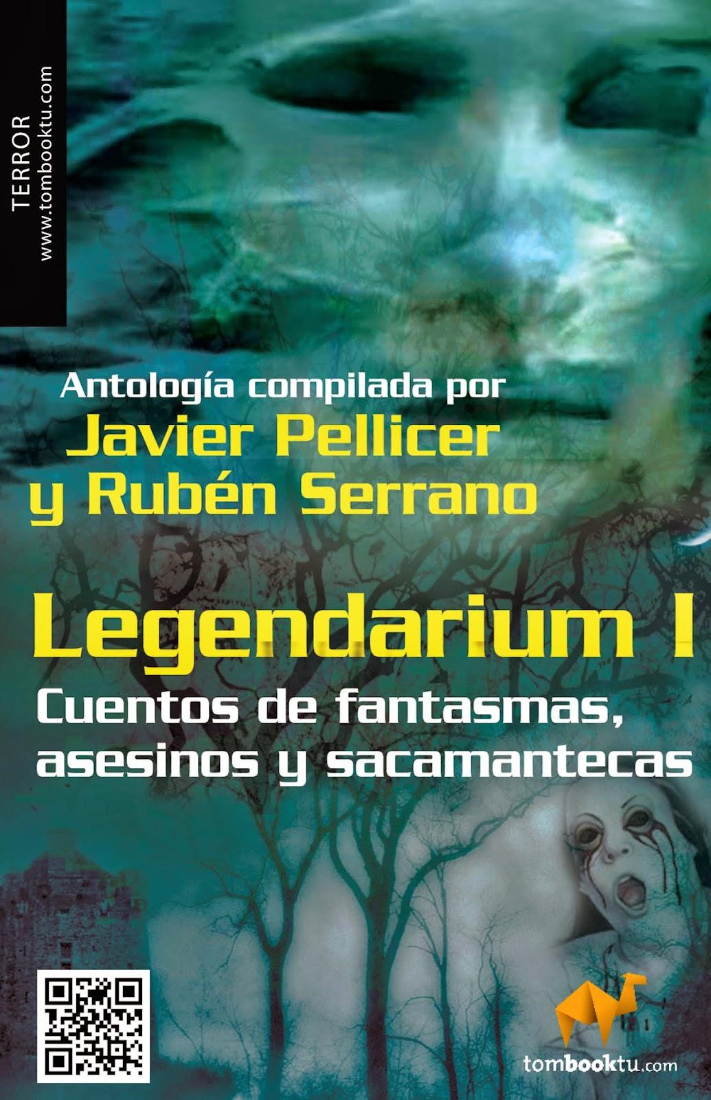 Portada Legendarium I