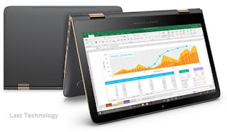 HP Spectre x360 Design