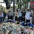 Polres Subang, Musnahkan Puluhan Ribu Botol Miras