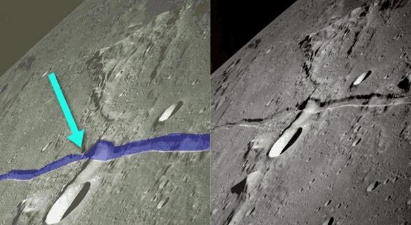 ALLAHUAKBAR!!! Mukjizat Rasulullah Membelah Bulan Telah Dibuktikan Sendiri Oleh Organisasi Kafir NASA!!! SEBAR PADA SEMUA BIAR BERTAMBAH IMAN!!!