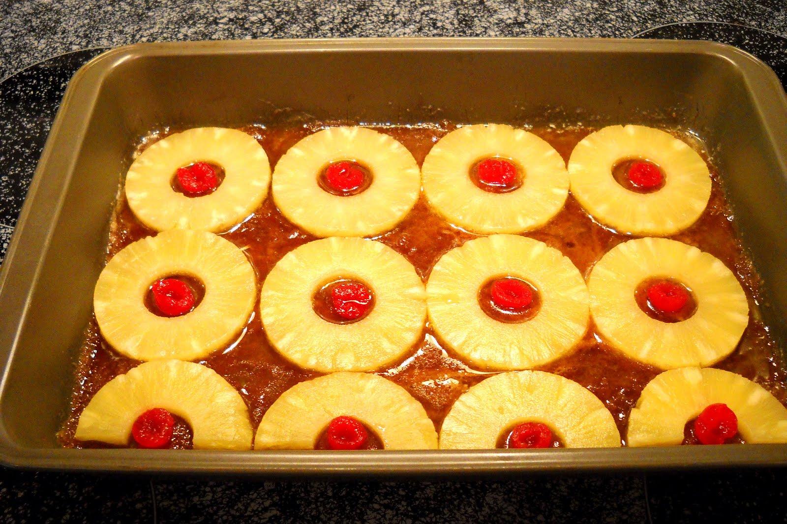 Call Me Cupcake!: Dad's Favorite Pineapple Upside Down Cake